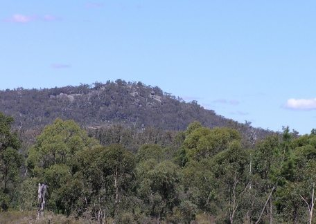 Mount Randall Walk Walkgps Bushwalk Darling Range Near